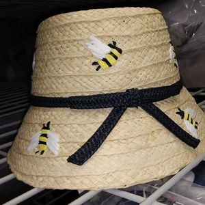 🆕Kate Spade Bee my honey cloche